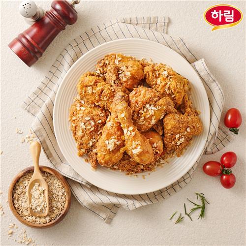 [금주신상] 하림 '동물복지 치킨'·신세계푸드 '노치킨 너겟'