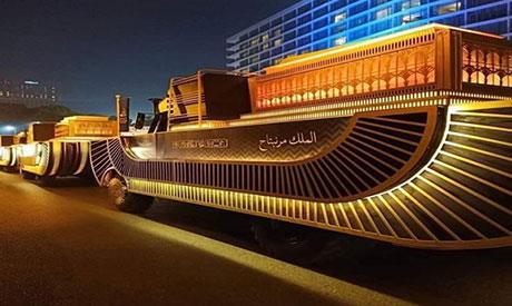수에즈 운하 막힌 건 파라오의 저주?…이집트 미라 22구 옮긴다