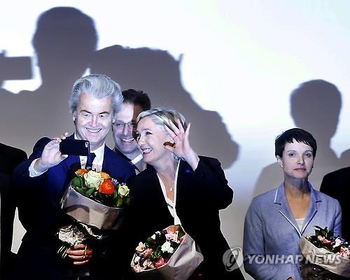 팬데믹에 기반잃은 유럽 포퓰리스트 '우파 대연합' 모색