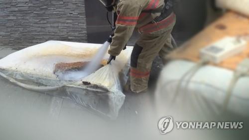 화재 5건 중 1건은 '전기적 요인'…충북도 예방TF 구성
