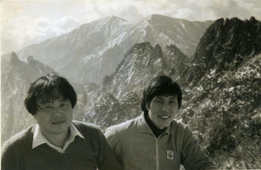 """""""상금으로 가난한 동료에게 베풀었던…"""" 영원한 국수 김인"""