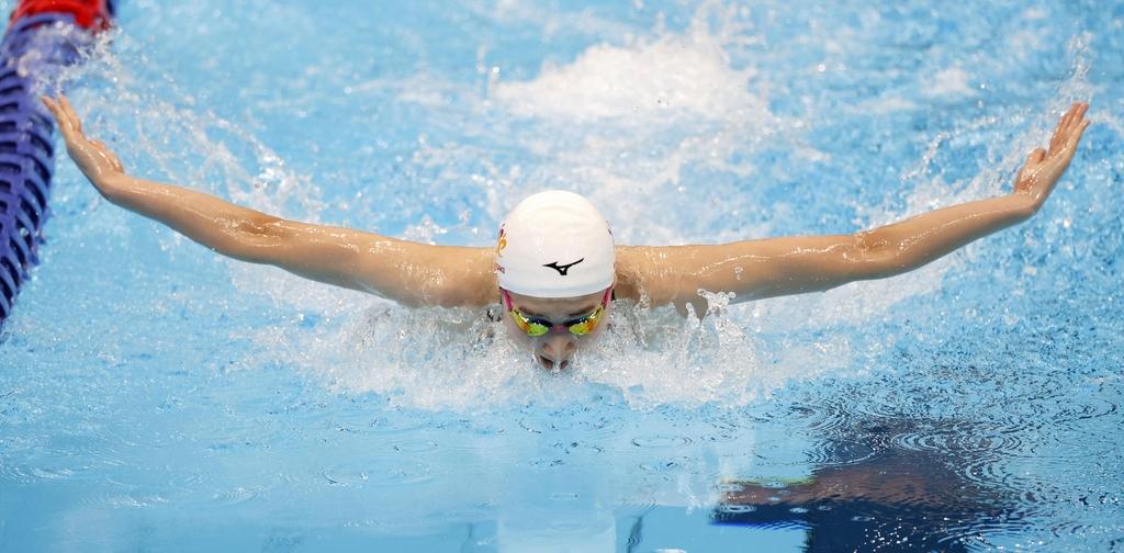 백혈병 투병 日수영스타 이케에, 도쿄올림픽 나간다