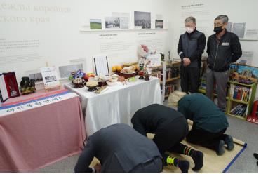 안산시 고려인문화센터, '日 연해주 한인 집단 학살' 추모 행사