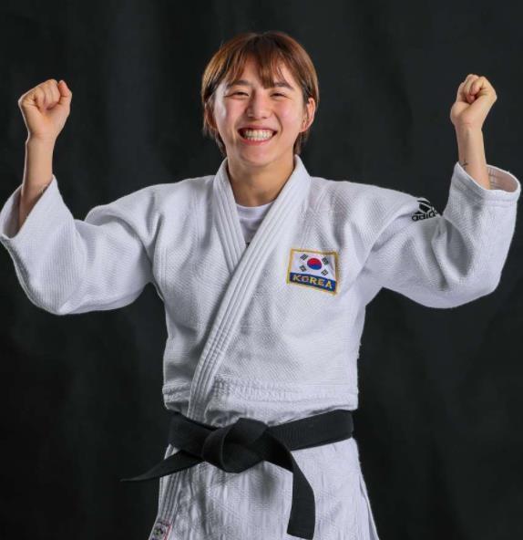 유도 박다솔, 아시아선수권대회 금메달…올림픽 출전권이 보인다