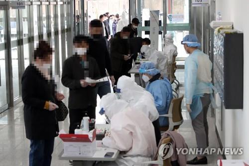 대구서 수정교회·사우나 관련 등 16명 추가 확진