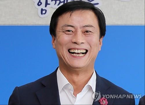 인천 남동구청장 부동산투기 의혹…시민단체, 농지법 위반 고발(종합)