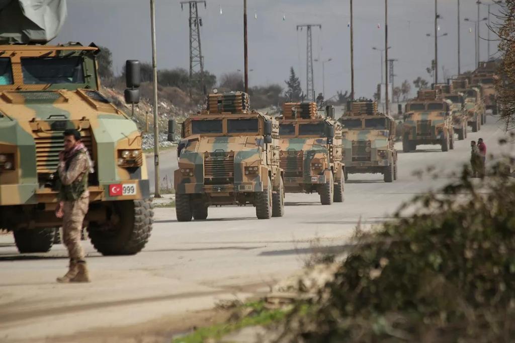 """""""시리아 북동부 터키군 기지 인근서 폭발…터키군 12명 사상"""""""