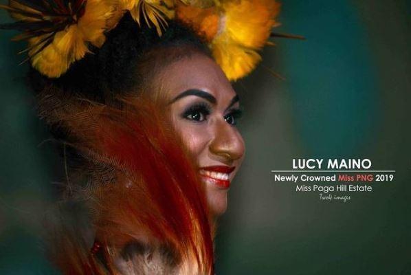 미스 파푸아, 틱톡에 '엉덩이춤' 올렸다가 왕관 박탈