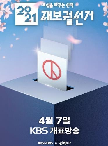 4·7 재보선 개표방송 시청자 선택은 KBS·TV조선