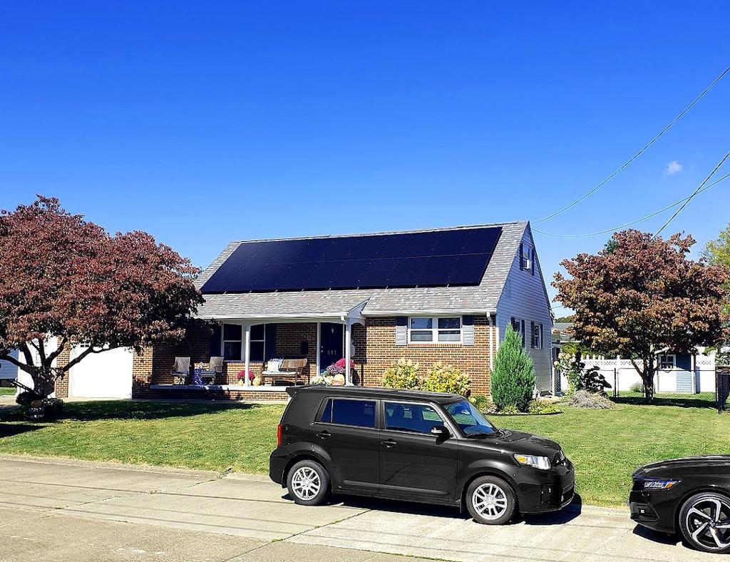 한화큐셀, 미국 태양광 모듈 시장에서 주거용·상업용 동시 1위