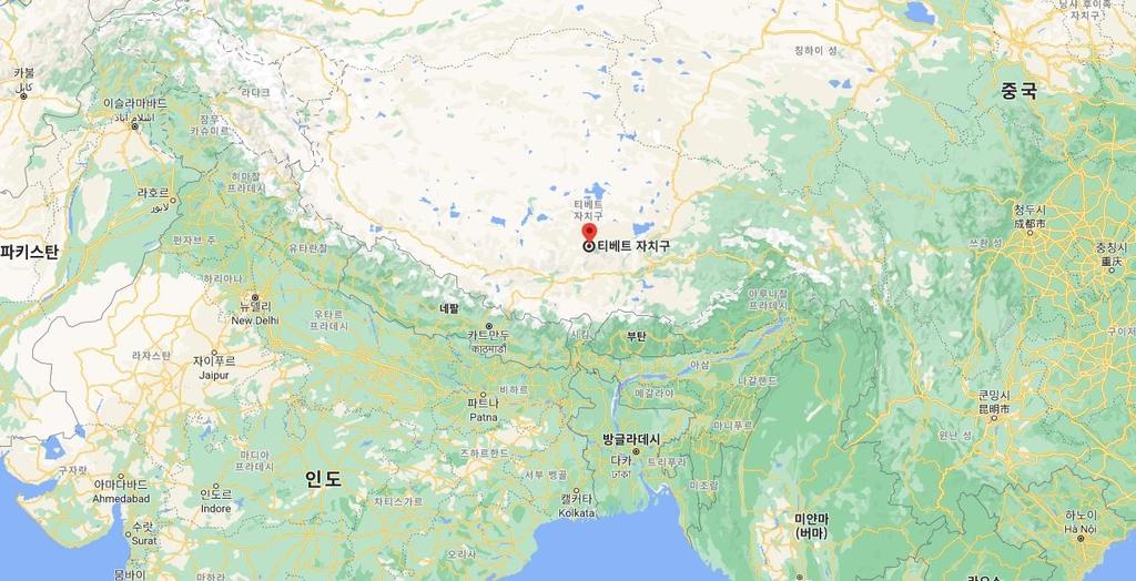"""티베트 새 국경규정 발표…""""추방된 티베트인 잠입 방지"""""""