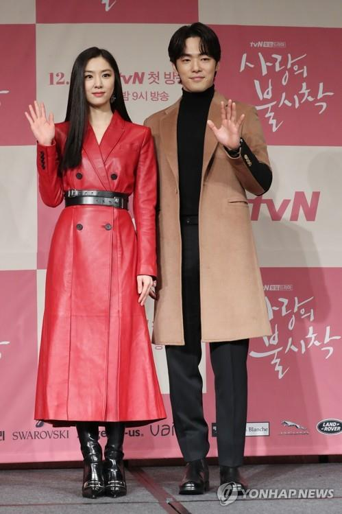"""서지혜-김정현 열애설 부인…""""친한 누나 동생 사이"""""""