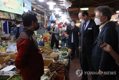 소상공인 4차 재난지원금 열흘간 227만명에 3.9조 지급