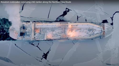 [특파원 시선] 수에즈 운하 사고 나자 북극항로 띄운 러시아