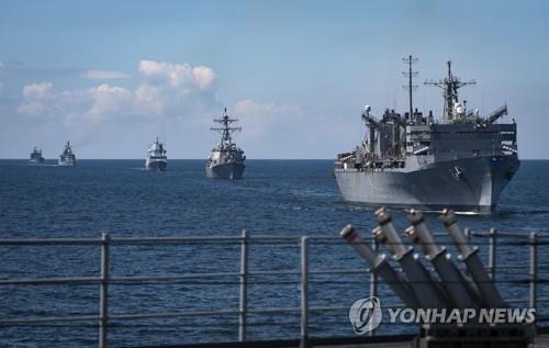 """""""미국, 몇주 내 흑해에 군함 파견…러 견제 메시지"""""""