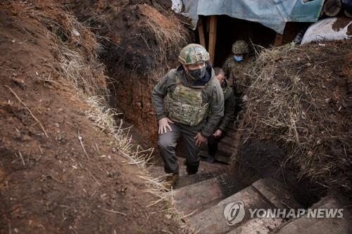 """러시아,우크라이나에 """"친러 분리주의반군 공격시 군사개입"""" 경고"""