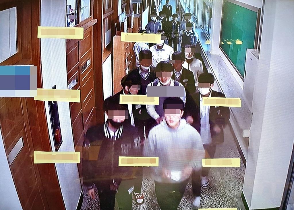 '마스크 안 쓰거나 턱스크' 집단 감염 대전 학교방역 구멍