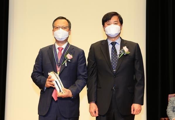 제3회 용운의학대상에 조병철 연세암병원 폐암센터장