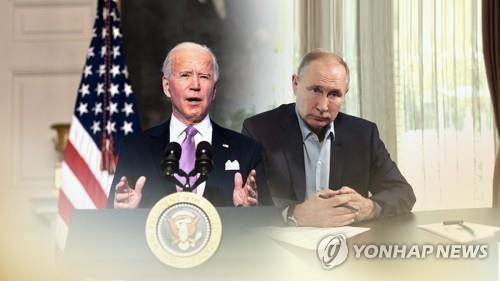 미, 러-우크라 긴장고조 속 대응책 부심…나토동맹 협의 추진