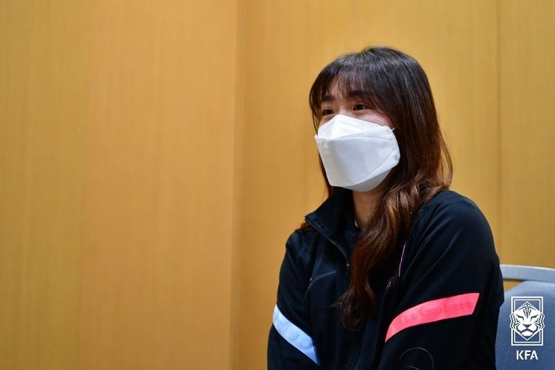 """역전극 노리는 벨호…조소현 """"전쟁 나간다는 생각으로 해야"""""""