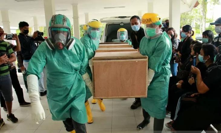 인니령 파푸아서 무장단체, 교사 2명 사살 후 시신 반환료 받아