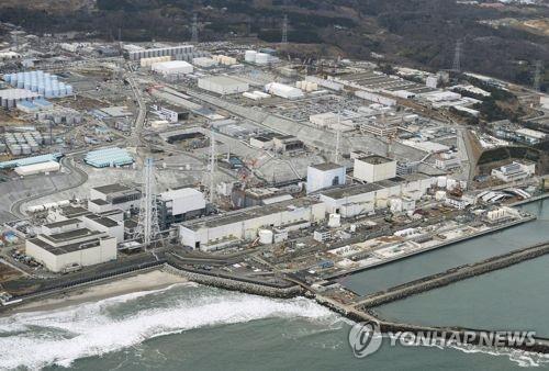 일본 정부, 13일 오전 후쿠시마 오염수 해양 방류 결정
