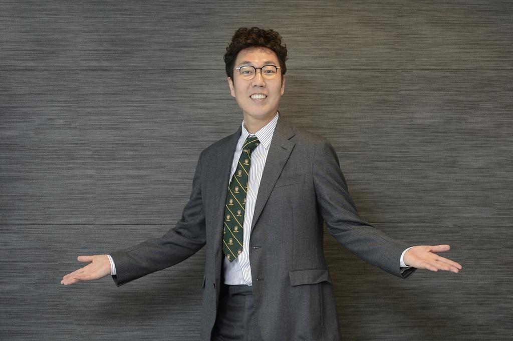 """'철파엠' 김영철 """"'철업디' 애칭처럼 평생 철 안 들고 살고파"""""""