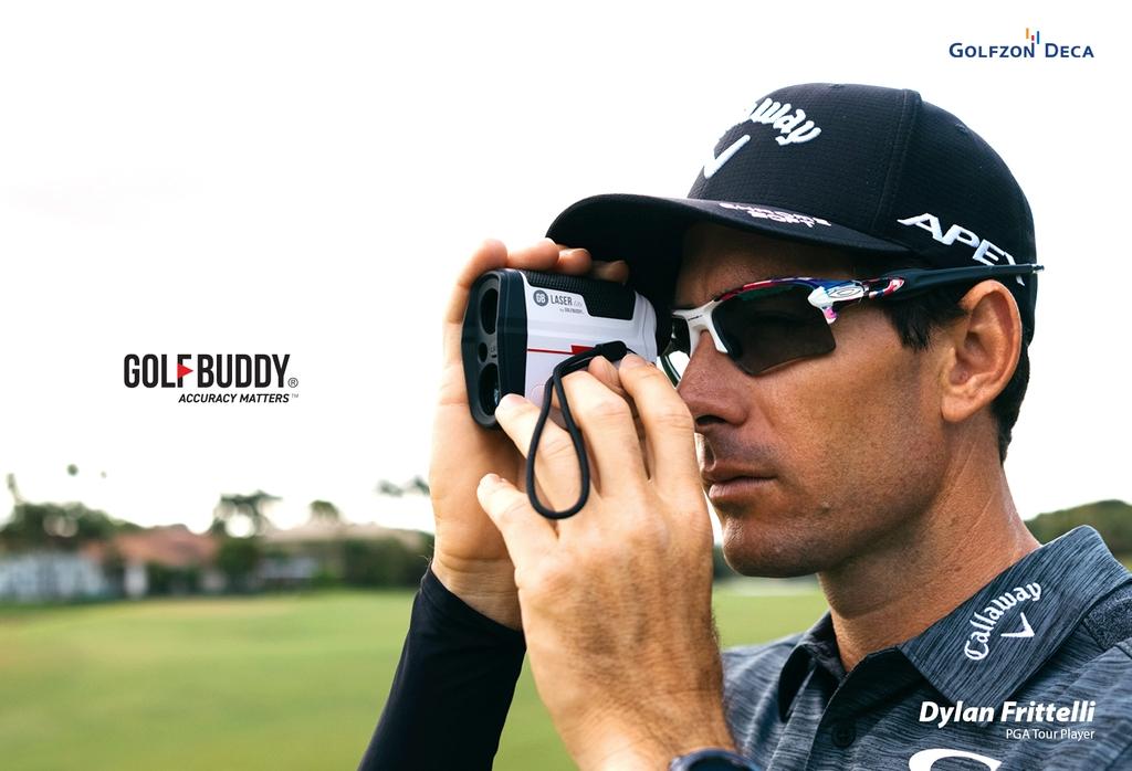 골프존데카 골프버디 홍보대사에 PGA 투어 선수 프리텔리
