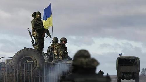 우크라, 러 접경 지역서 군사·對테러 훈련…양측 긴장고조 와중(종합)
