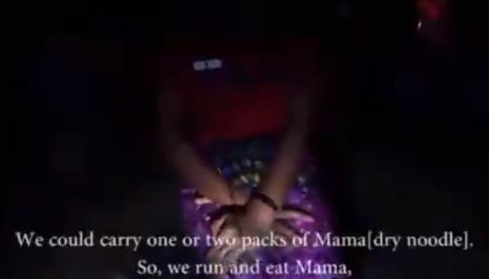 """미얀마군 카친 또 공습…""""생라면·생쌀 먹으며 숨어 지내요"""""""