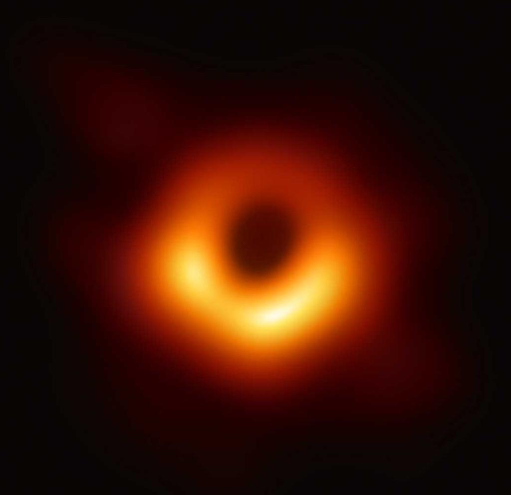 은하보다 더 큰 제트 분출하는 M87 블랙홀 여러 파장으로 관측