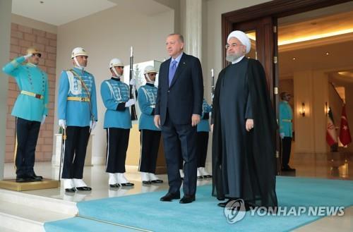"""핵시설 피습 이란 """"이스라엘 정권은 위협"""" 터키에 협력 요청"""