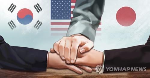 """""""한미일 외교장관 회의 연기…한일관계 악화 영향 가능성""""[교도]"""