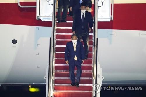 중국, 미국과 정상회담 앞둔 일본에 '레드라인 넘지 말라'