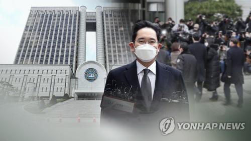 수술로 연기된 '이재용 첫 재판' 이번주 열려…법정 출석