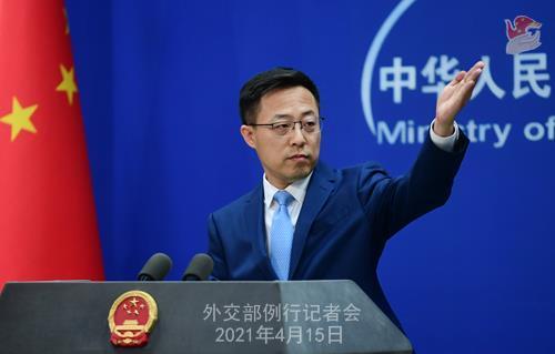 """중국 """"일본, 핵 폐수 방류 잘못된 결정 철회하라"""""""