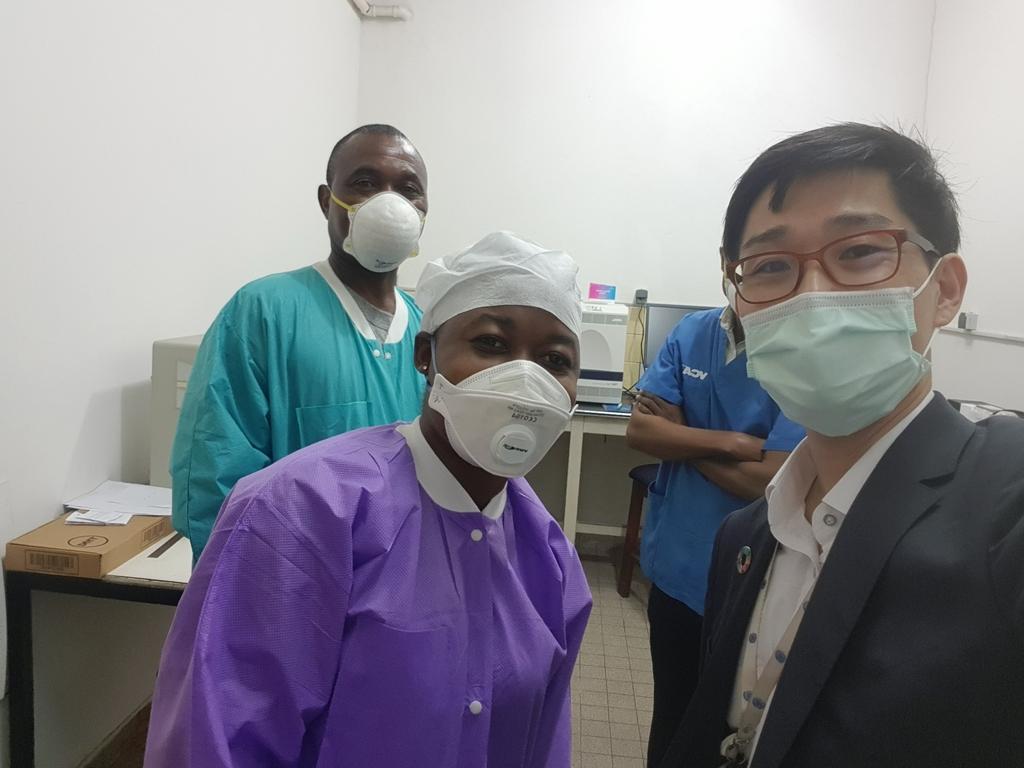 [샵샵 아프리카] 코로나 속 민주콩고 돕는 젊은 일곱 한국인