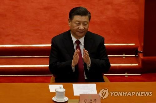 """시진핑 """"기후변화 대응은 인류 공동사업…무역장벽 구실 안돼"""""""
