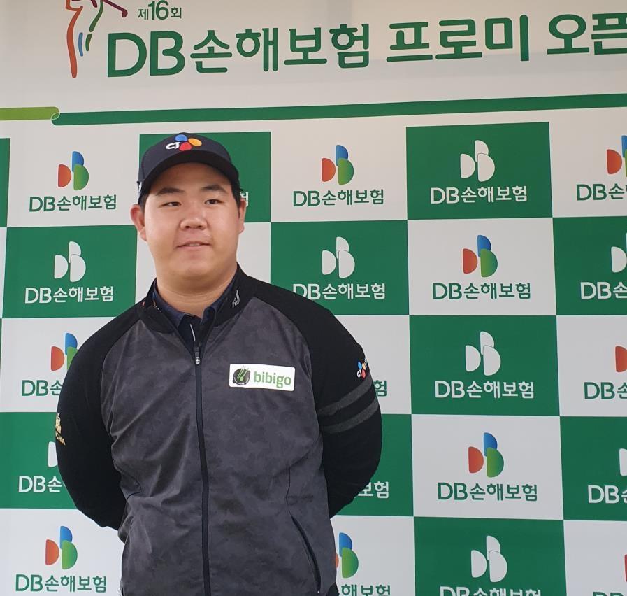"""19세 프로골퍼 김주형의 고민…""""어렸을 때 느낌 찾아야"""""""