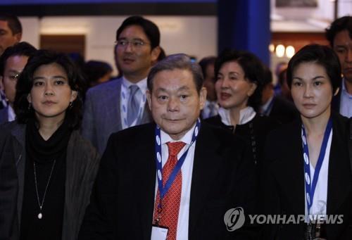 삼성 '이건희 상속세' 내주 발표…2008년 사재 출연 약속 지키나