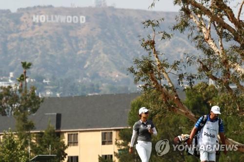 뜨거워지는 LPGA투어 '지존 경쟁'…세계 1~3위 LA 대결