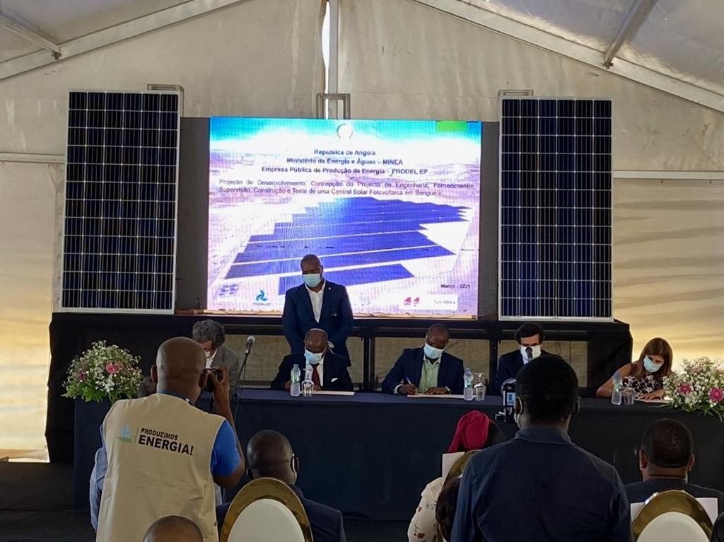 한화큐셀, 남아프리카 최대 태양광 발전사업에 모듈 공급