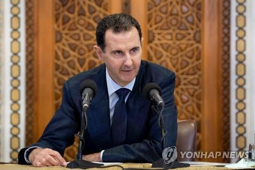 """시리아 반군 돕는 터키 """"시리아 대선은 불법"""" 비판"""