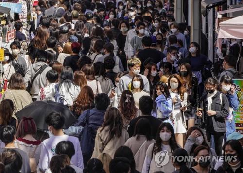 日정부, 도쿄 등 4개 광역지역 코로나 긴급사태 선포 내일 결정