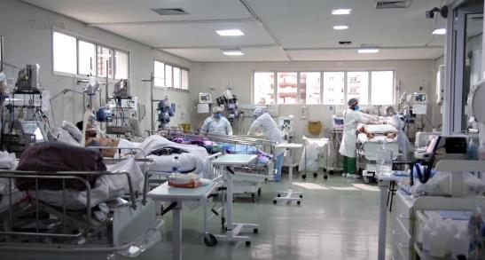 브라질 코로나 위기 한숨 돌리나…중환자실 병상 부족 완화
