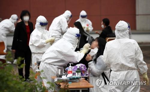 공공·다중시설 확진자 속출…광주·전남서 하루 동안 22명