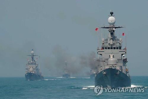 가족 확진으로 귀항한 해군 3함대 함정 승선원 전원 '음성'