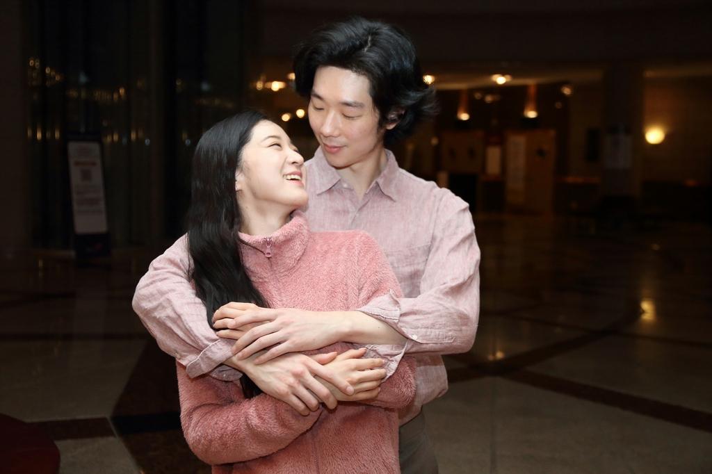 """'라 바야데르' 주역 박예은·하지석 """"우리만의 매력 전할게요"""""""