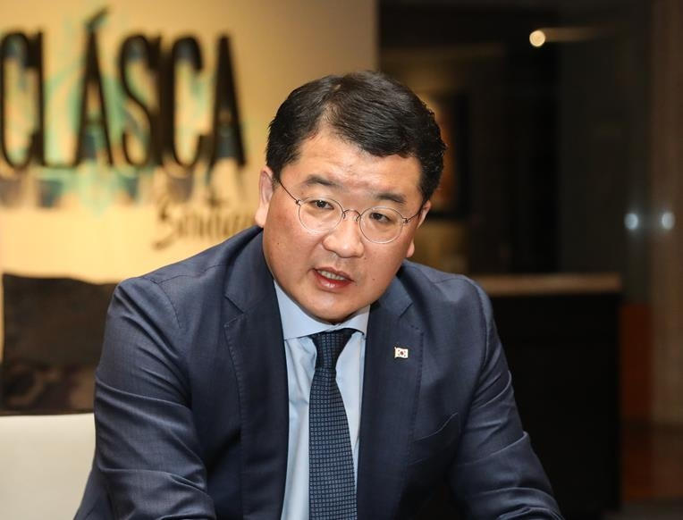 """'중남미 순방' 최종건 외교차관 """"日 오염수에 한목소리 우려"""""""