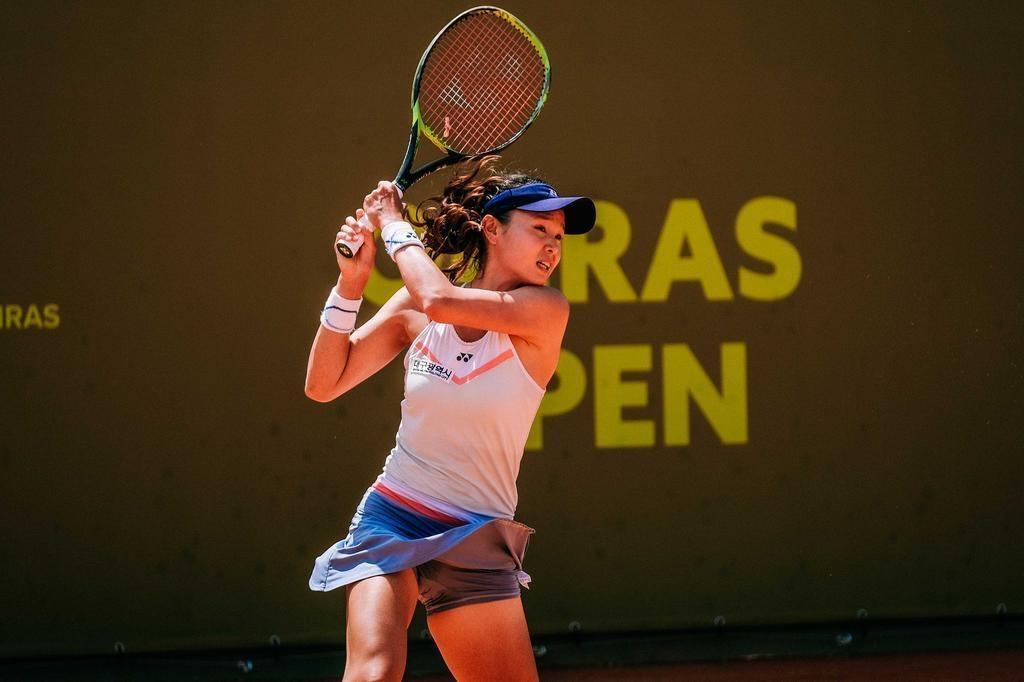 장수정, 포르투갈 오에이라스오픈 테니스 준우승